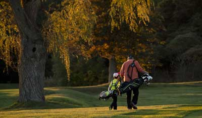 Information regarding golf at Hatherly Country Club in Scituate, Massachusetts